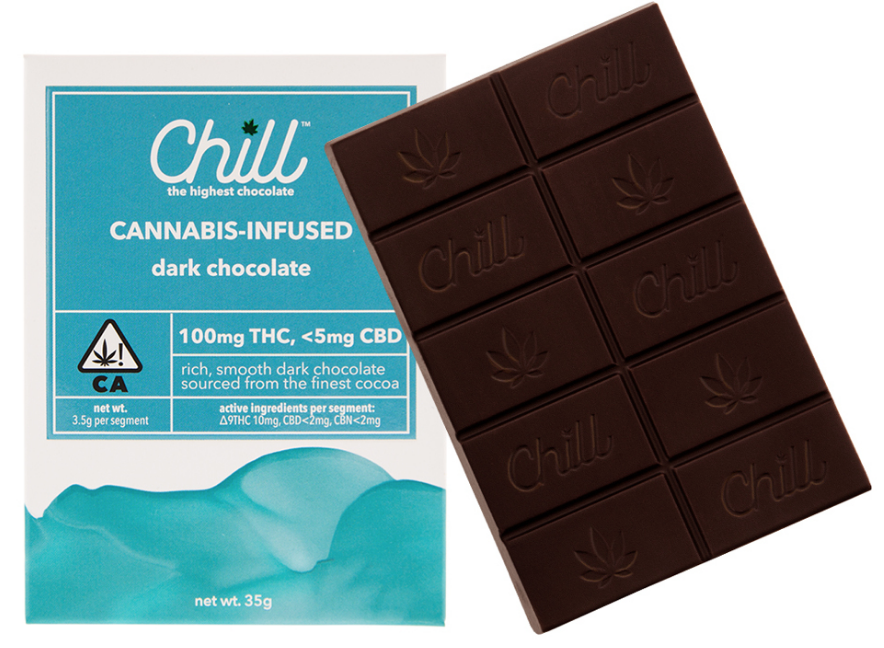 Chill 100mg Dark Chocolate