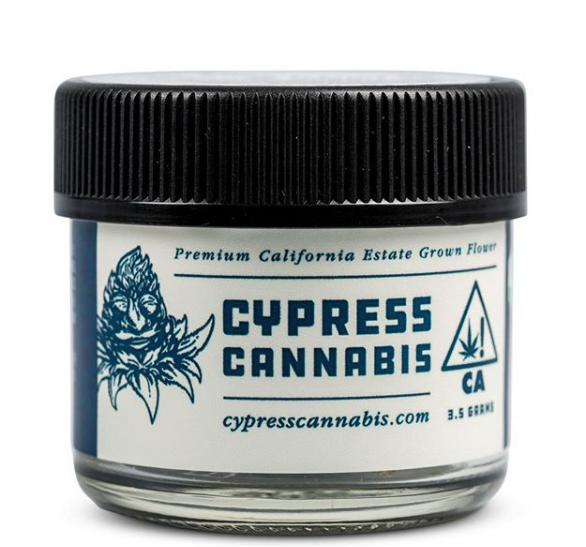 Cypress Cannabis  Long Island Sweet Skunk 1/8th