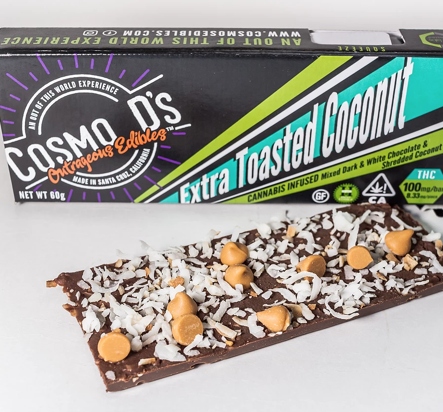 Cosmo D's Extra Toasted Crunch 100mg