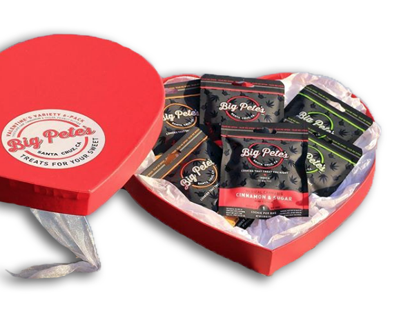 Big Pete's Valentine's Gift Box 60mg